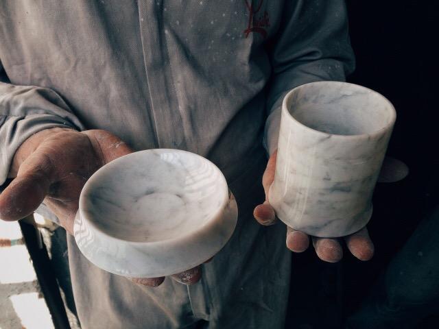 handmade marble carmworks