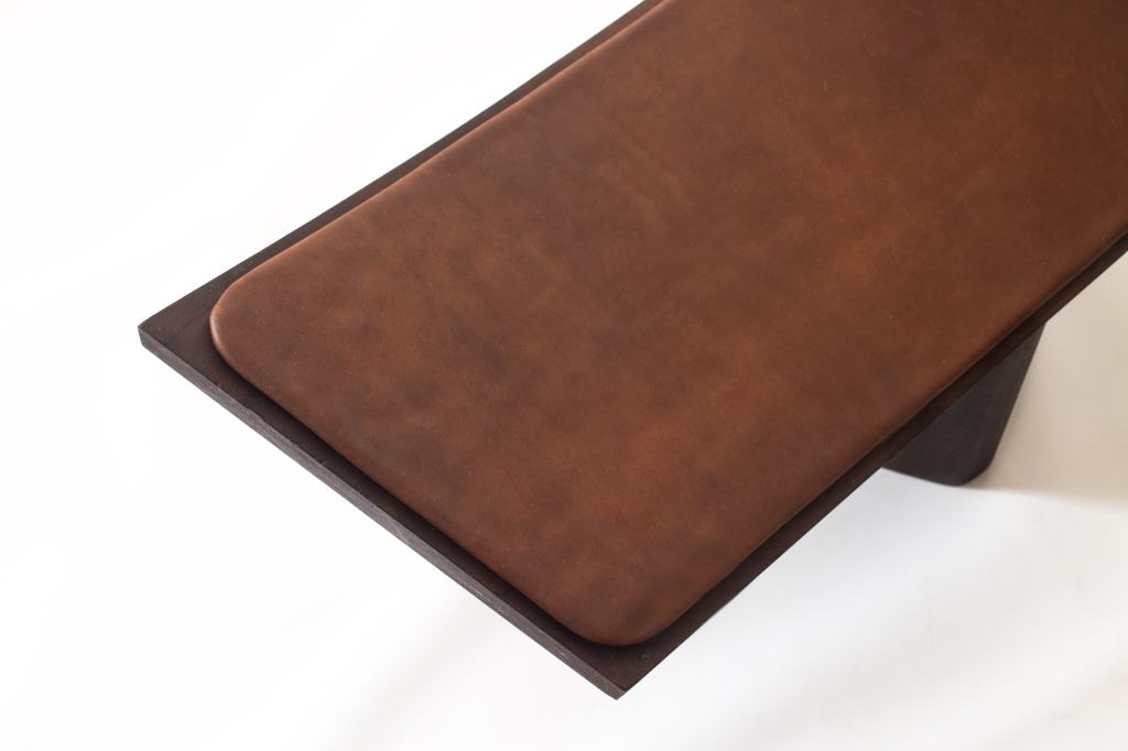 Coba Stool CarmWorks leather