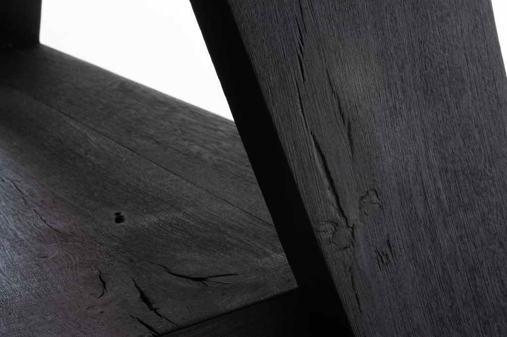Furniture detail CarmWorks Yakisugi